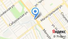 ТСМ на карте