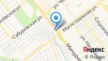 Дрифт на карте