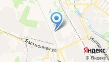 Тамбовский автоцентр Камаз на карте
