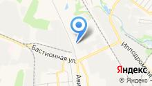 АвтоФреон Тамбов - Заправка автомобильных кондиционеров на карте
