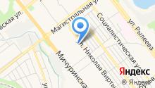 Markov gym на карте