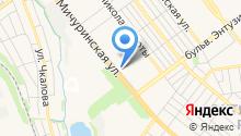 BODYCLUB на карте