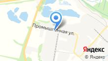 ТАМАК на карте