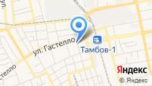 SW на карте