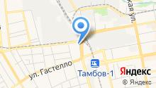 Авторадио Тамбов на карте