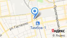 Магазин автоэлектроники на карте