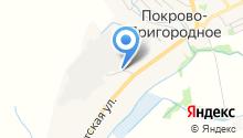 Администрация Покрово-Пригородного сельского поселения на карте