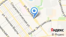 Автостелс на карте