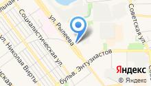 MyRelaxClub на карте