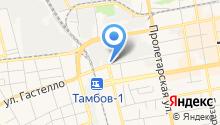 Адвокатский кабинет Печеникина А.В. на карте