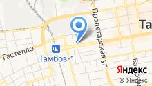 МотоМир на карте