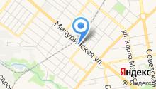 Автоберинг на карте