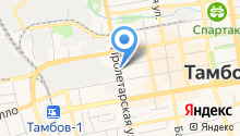 АвтоТамбов на карте