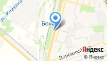 Такси-4 на карте