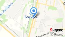 Служба проката инструментов на карте