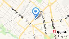EMEX.RU Тамбов на карте