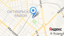 Межрайонная инспекция Федеральной налоговой службы России №4 по Тамбовской области на карте