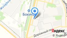 Вентпром на карте