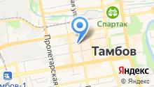 Магазин аксессуаров на Коммунальной на карте
