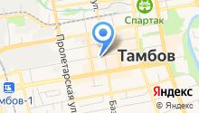 Gala-tour на карте