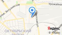 Akson.ru на карте