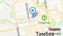 ГУТЕНБЕРГ на карте