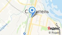 Красивыйдом68 - Окна ВЕКА Тамбов  на карте