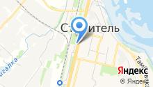 Авто-баня на карте