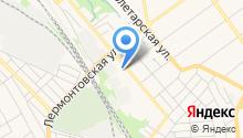Главное Управление МЧС России по Тамбовской области на карте
