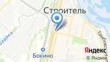Донченко на карте