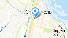 Смайлик на карте