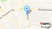 Lalak.ru на карте