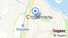 Мещеряков Д.В. на карте