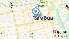 Cher на карте