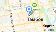 Магазин-центр на карте