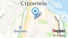 Администрация Цнинского сельского поселения на карте