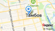 Bravo tour на карте