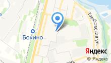 Центр развития творчества детей и юношества Тамбовского района на карте