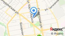 IP-телефонный сервис Тамбова на карте