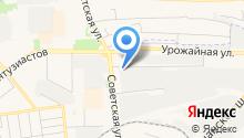 Центр установки автостекол на карте