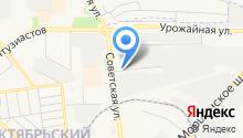 Адвокатские кабинеты Разанцевой С.О., Глазковой А.Н. и Подольских Л.В. на карте