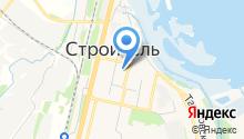 Цнинская средняя общеобразовательная школа №1 на карте