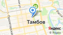 Агро Виста Тамбов на карте