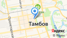 Адвокатский кабинет Тужилина А.Н. на карте