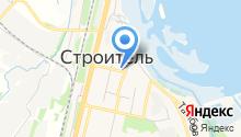 Сеть магазинов бытовой техники на карте