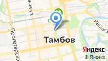 Тамбовская областная торгово-промышленная палата на карте