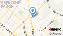 Arch-DS на карте