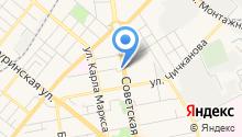 3М на карте