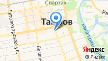 Психолог в Тамбове - Услуга психолога онлайн на карте