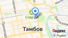 CreativeLife на карте